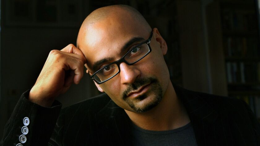 127789.BK.0831.bk–straig.5.CMC...NEW YORK– Junot Diaz just had his first novel published called The
