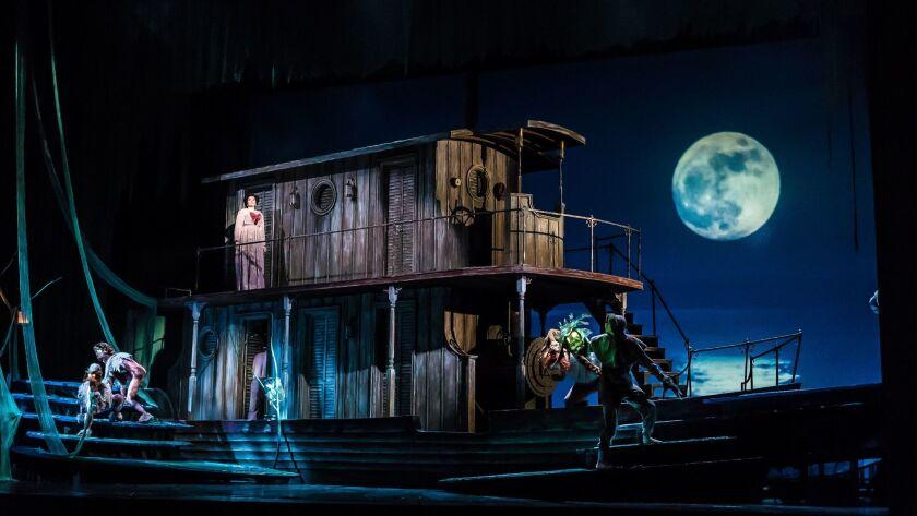 """""""Florencia en el Amazonas"""" at San Diego Opera"""