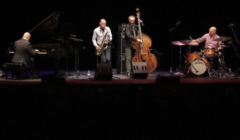 Review: Brad Mehldau, the Bad Plus push jazz further ahead at UCLA