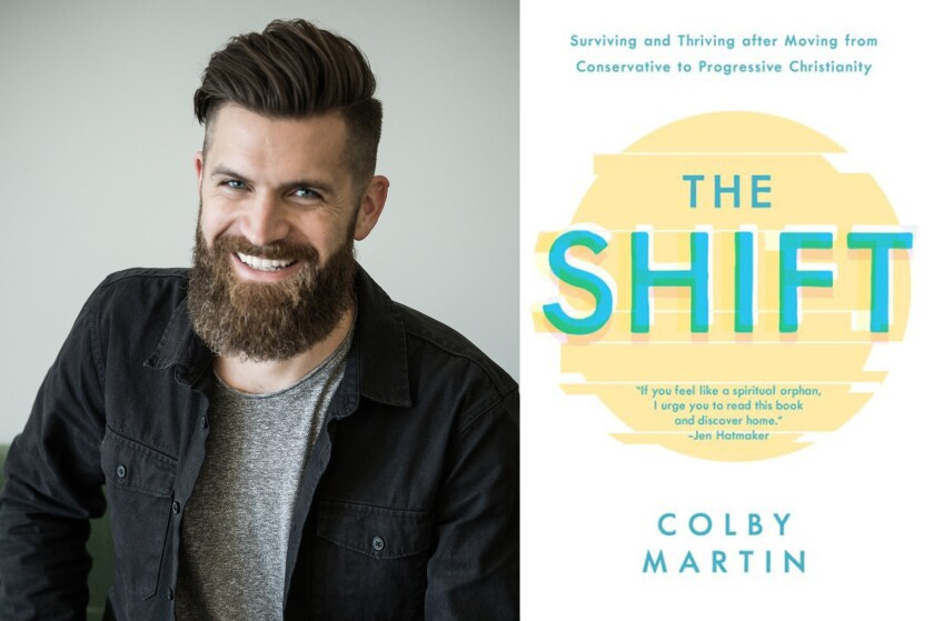 Colby Martin, author and co-pastor at Sojourn Grace Collective in San Diego.