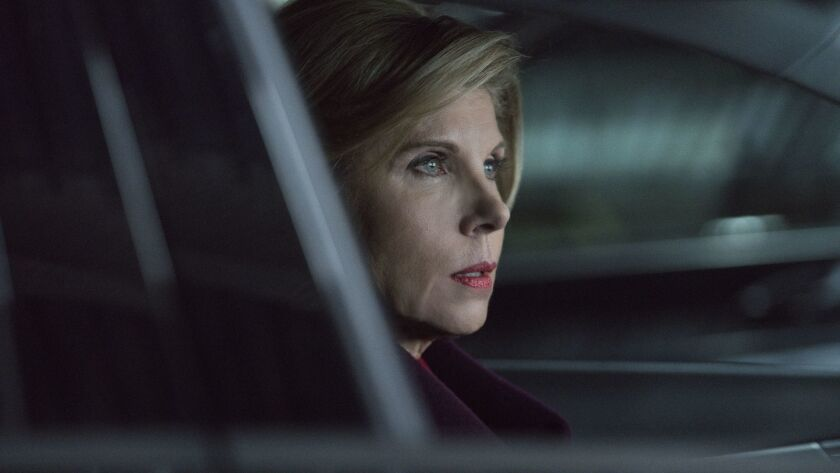 Christine Baranski revels in roles that boast great one-liners