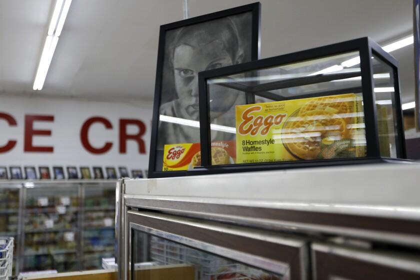 """Stranger Things"" grocery store"