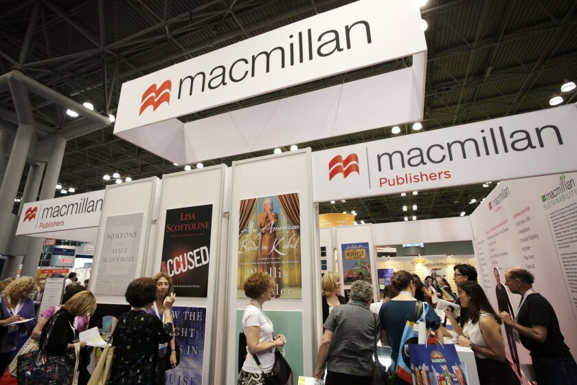 Macmillan has vowed to increase its number of Latinx staff and published authors.