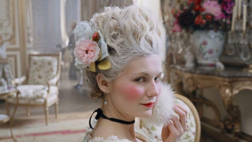 ET.0823.Antoinette.19 –– Kirsten Dunst stars in Columbia Pictures' historical drama Marie Antoinette