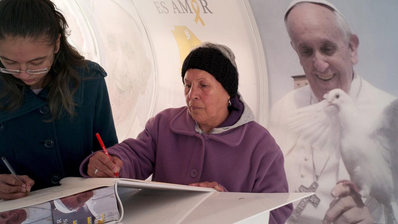 Ciudad Juarez prepares for Pope Francis visit