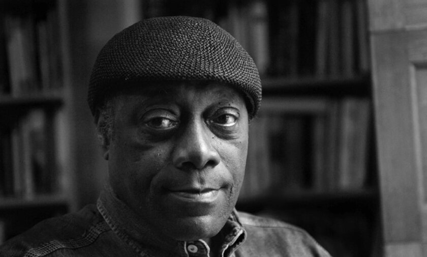 Writer James Alan McPherson in an undated photo. The Pulitzer Prize winner and longtime faculty member at the University of Iowa's Writers' Workshop died Wednesday.