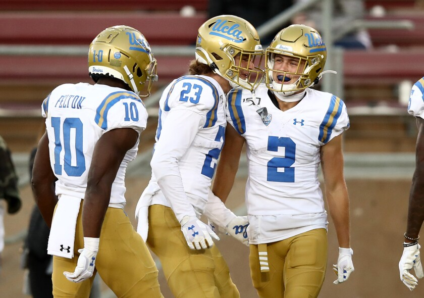 Chip Kelly wanted UCLA to have fun against Stanford and it paid off