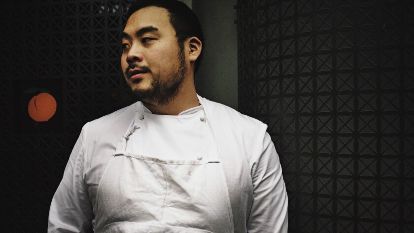 David Chang is (finally) opening a restaurant in Los Angeles, called Majordomo in Chinatown.