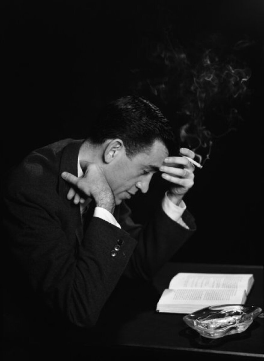 J.D. Salinger in 1952