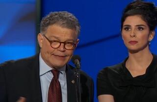 Comedian Sarah Silverman has a message for the 'Bernie or bust' movement