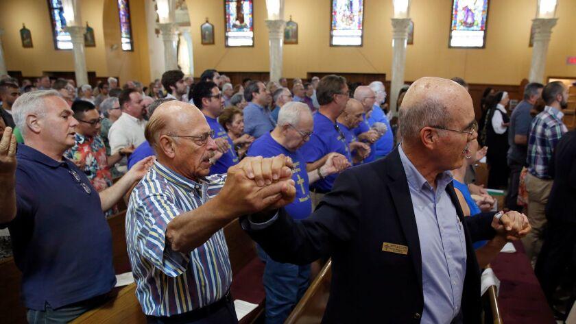 3021504_sd_me_lgbt_mass_20171007_NL_NL San Diego, CA October 7, 2017 Parishioners and attendees l