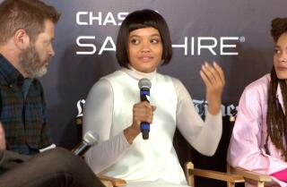Kiersey Clemons and Brett Haley talk about diversity and inclusion in 'Hearts Beat Loud'