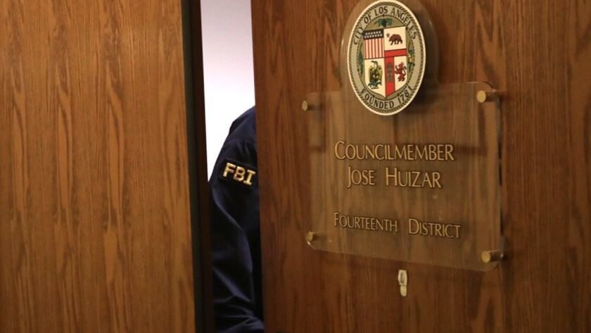 Two months after the FBI raid on the office and home of Los Angeles City Councilman Jose Huizar, new details have emerged about the probe.