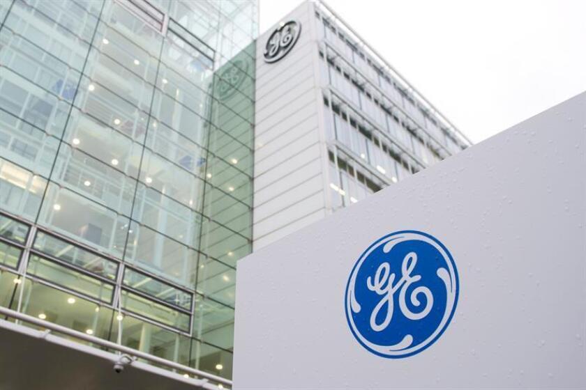 Vista del edificio de la compañía General Electric. EFE/Archivo