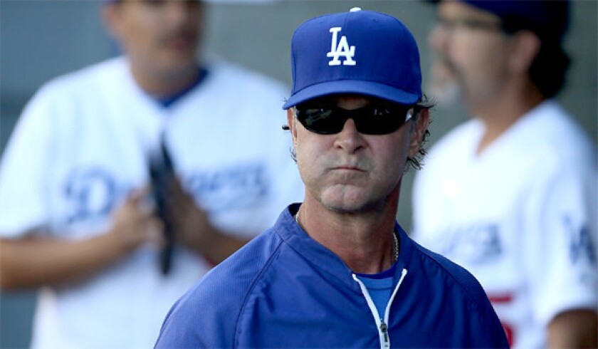Don Mattingly to return as Dodgers manager in 2014