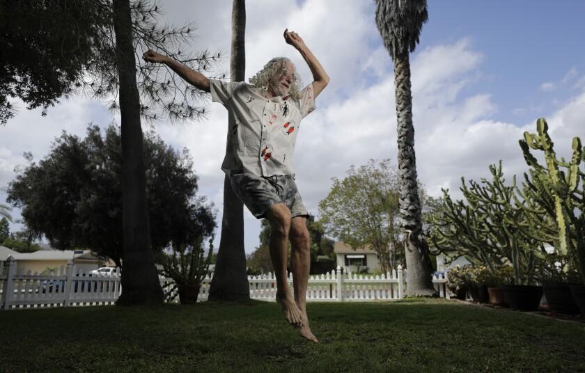 Howard Mordoh, the Dancing Man
