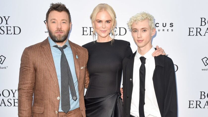 """Focus Features & Westbank Present The """"Boy Erased"""" Pre-Party"""