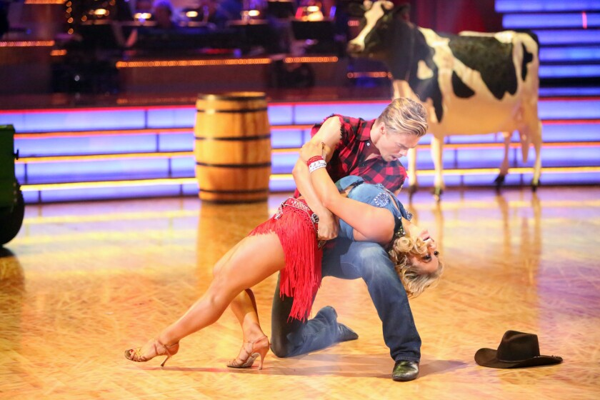 Country Night DWTS All Stars