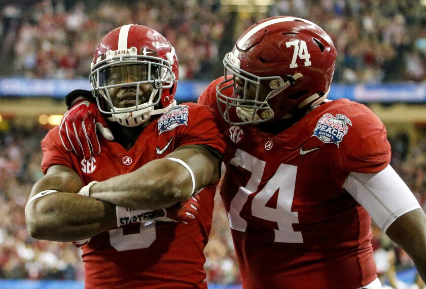 best website a6bda 84a72 Alabama-Clemson is the right title matchup, but that doesn't ...