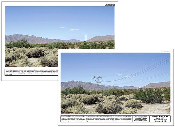 Sunrise Powerlink project