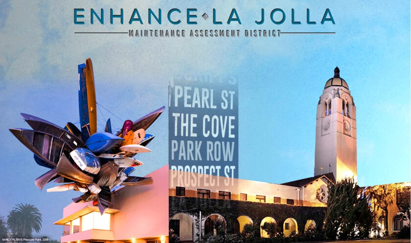For more details about Enhance La Jolla and the Maintenance Assessment District, visit enhancelajolla.org.