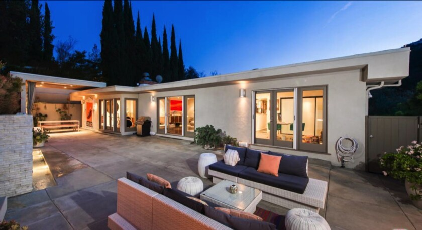 Ariel Vromen's home in Hollywood Hills   Hot Property