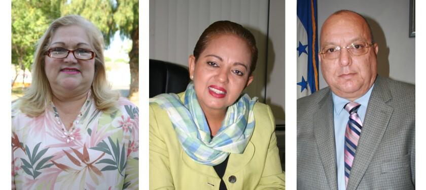 Consules de Honduras
