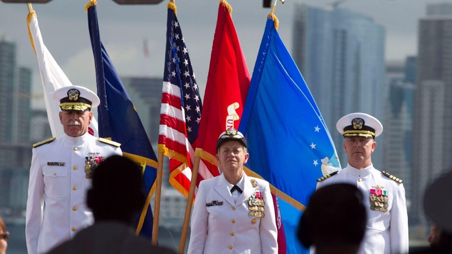 New 3rd Fleet commander says he'll have greater control of Pacific