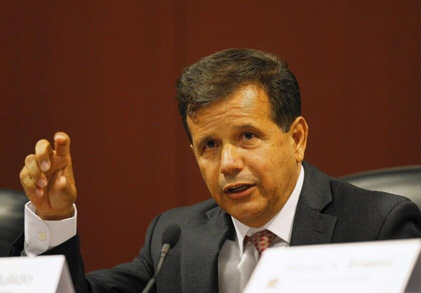 Santa Ana Mayor Miguel Pulido