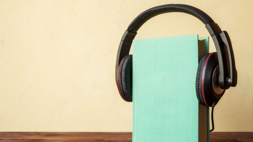 """Audiobook"""