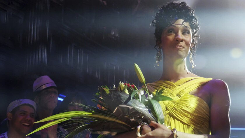 """Mj Rodriguez in a scene from """"Pose."""""""