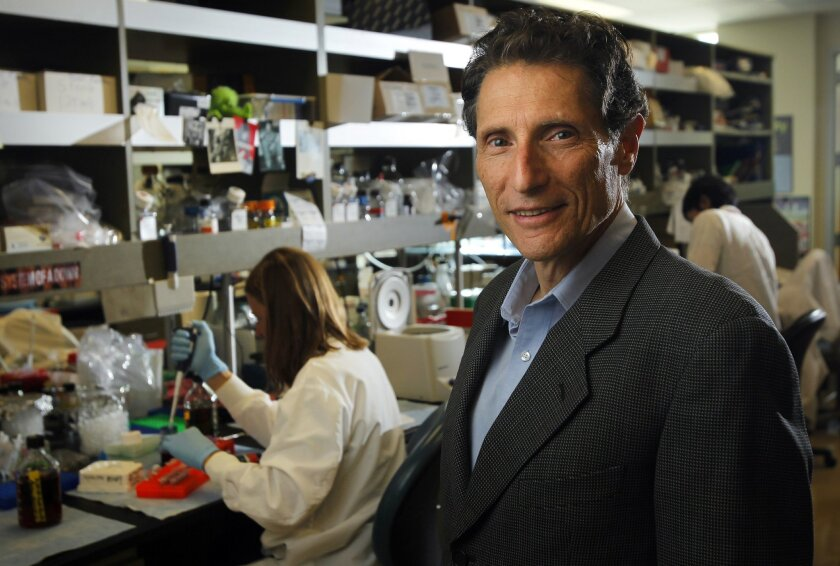 Mitchell Kronenberg, Ph. D. is the President and Cheif Scientific Officer of the La Jolla Institute of Allergy and Immunology.