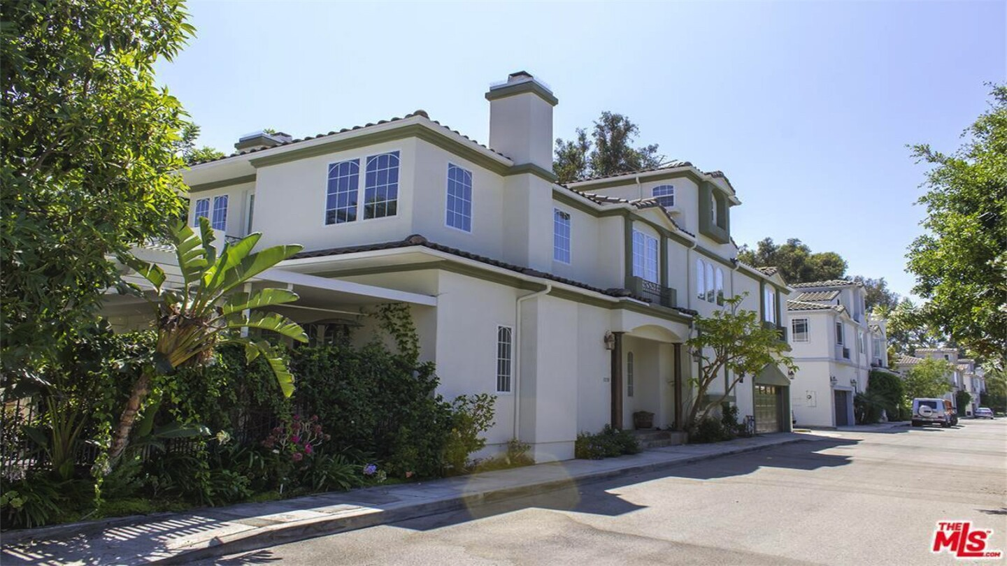 Ernie Banks' former Marina del Ray home