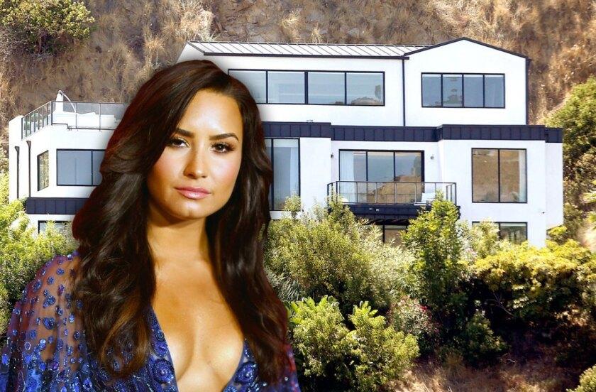 Demi Lovato vende casa.