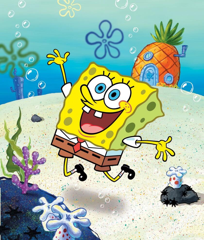 Netflix and 'SpongeBob' to split?