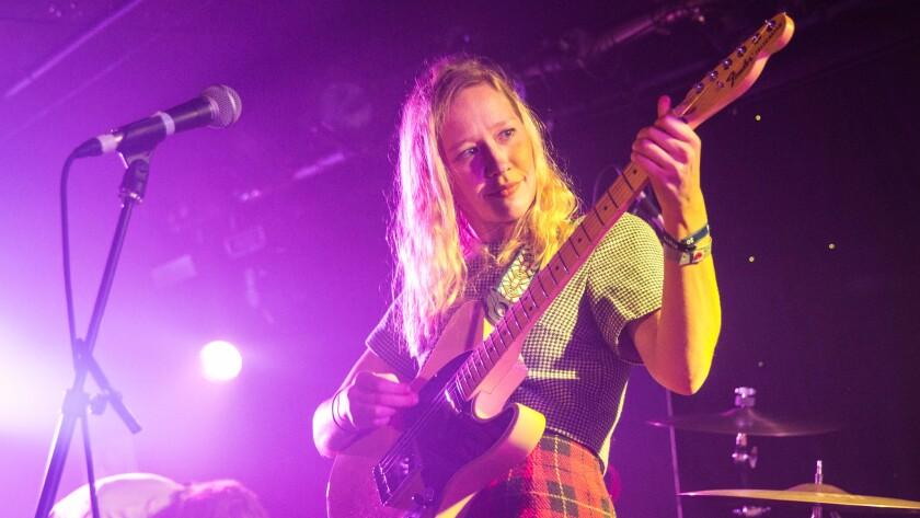 Julia Jacklin performs at Komedia in Brighton, England, in May.