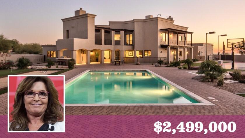 Hot Property | Sarah Palin
