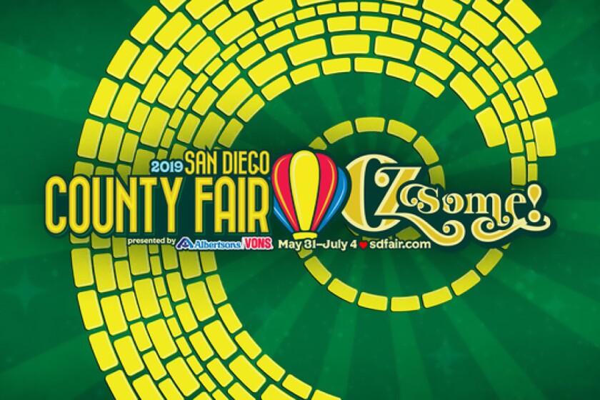 Rewards 2019 San Diego County Fair