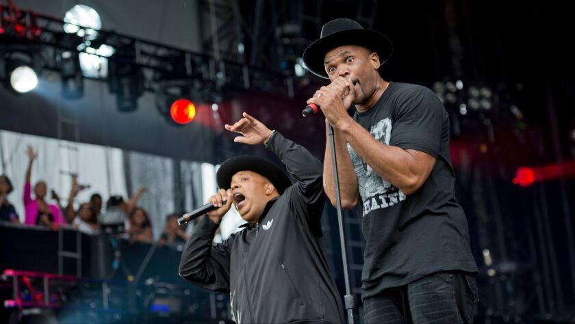 Run-D.M.C. file trademark infringement case