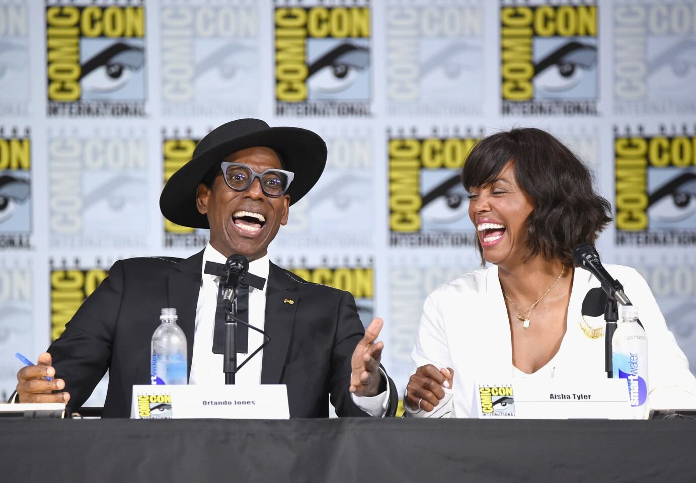 The Great Debate at Comic-Con