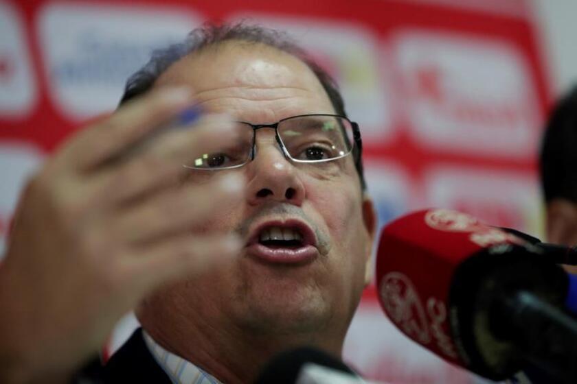 El presidente de Fepafut confía en que Panamá estará en hexagonal a Catar 2022