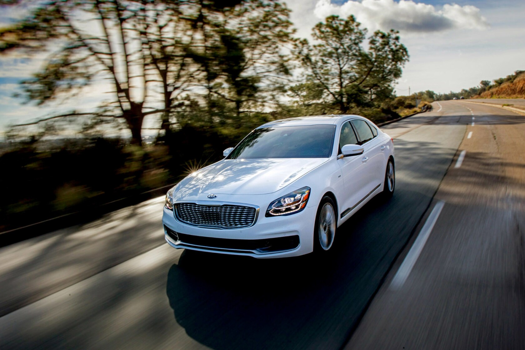 Kia's new K900 is good — maybe too good for its nameplate