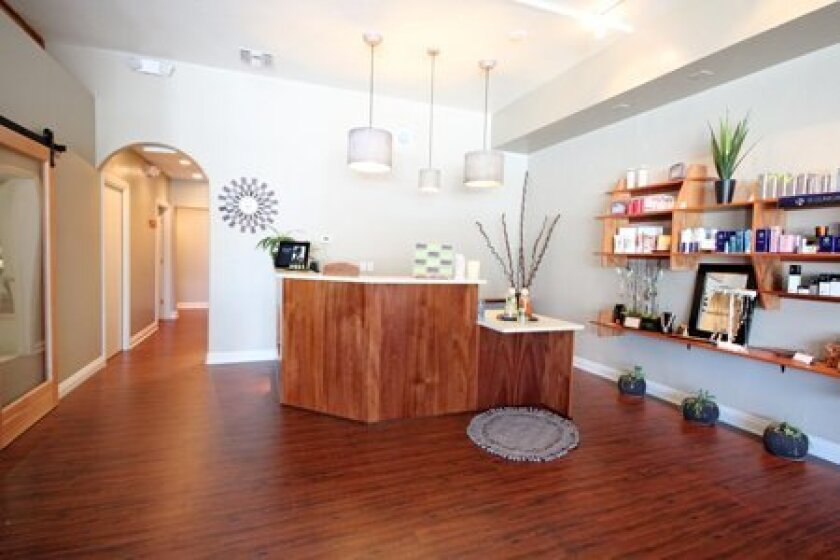 As of last month, the business's success has allowed owners Helen McCabe-Young and Tracy Whynot to open a larger location and offer more services at 1219 Camino Del Mar, the former site of Belloccio Salon and Boutique.