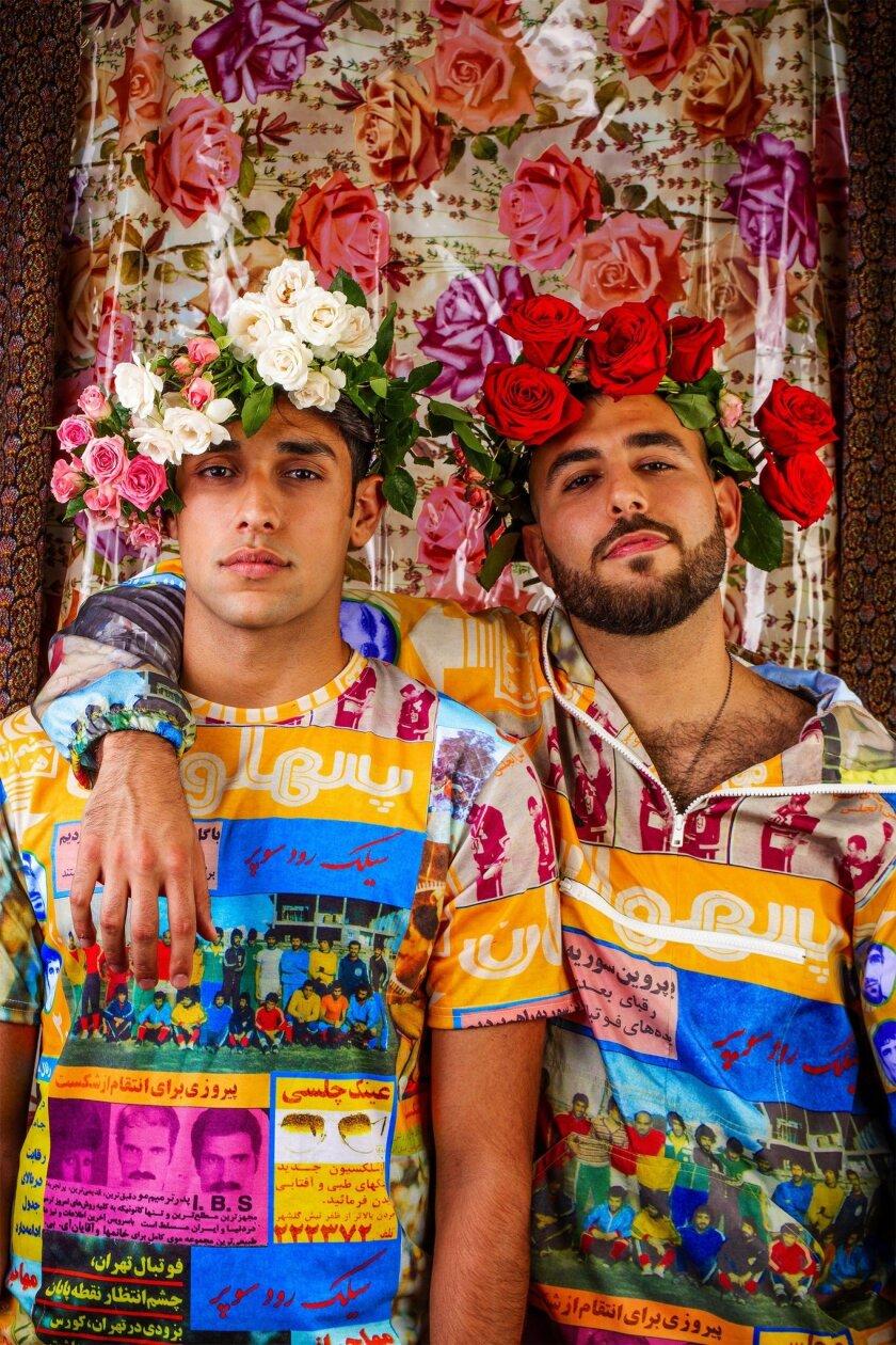 Hushidar Mortezaie and Jiyan Zandi, The Brotherhood, digital photograph, 2018. Courtesy of the artis