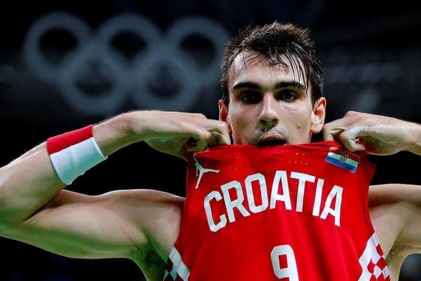 El croata Dario Saric. EFE/Archivo