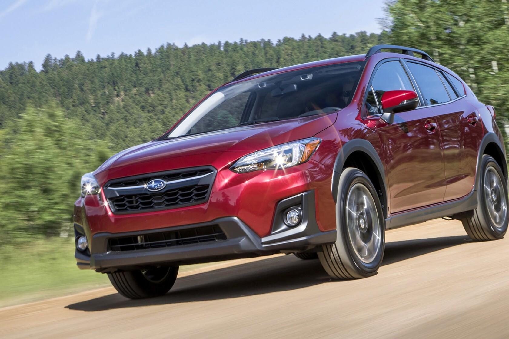 Review: 2018 Subaru Crosstrek: Ready to roam off-road? - Los