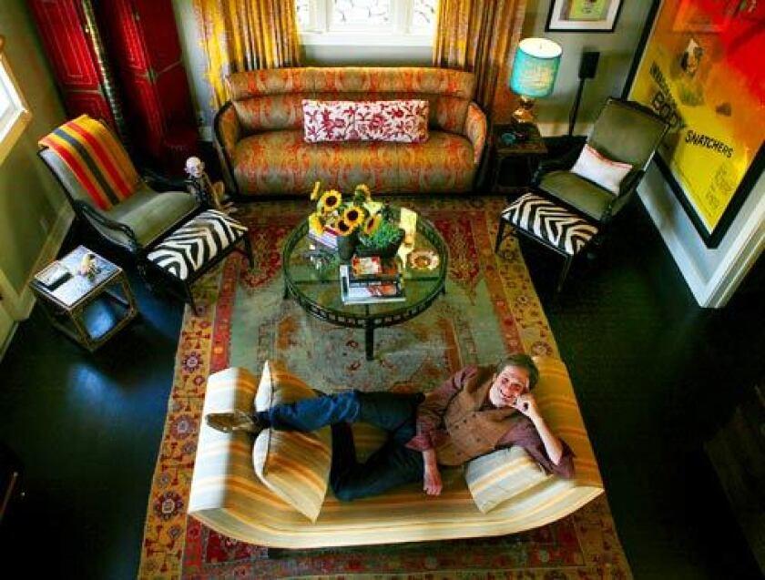 Bryan Fuller home