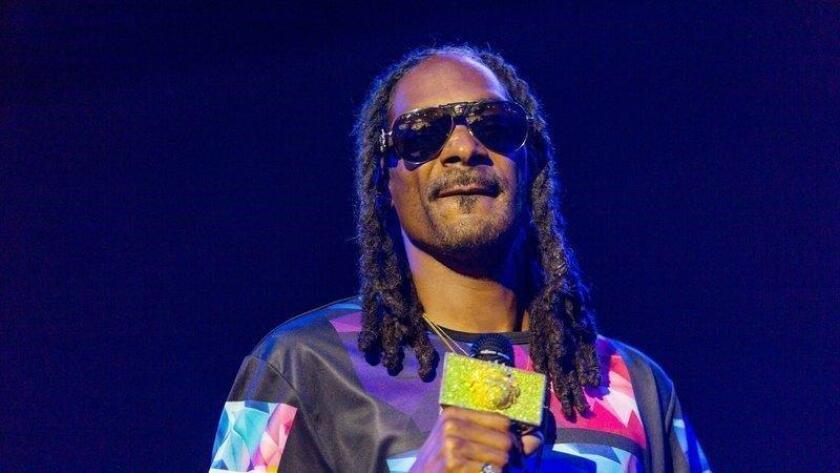 Snoop Dogg (Associated Press)