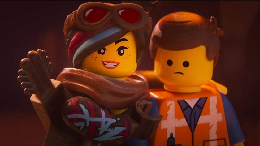 """The Lego Movie 2: The Second Part""  on HBO."