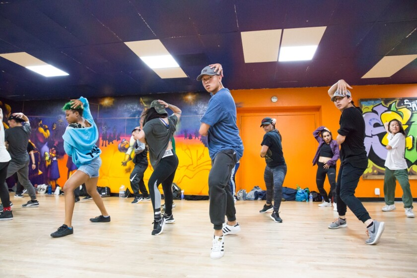 Culture Shock Dance Studio in San Diego will be closing in December after 17 years of operation